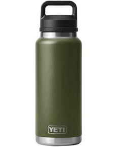 Yeti Rambler 36 Oz Olive Bottle , Olive, hi-res