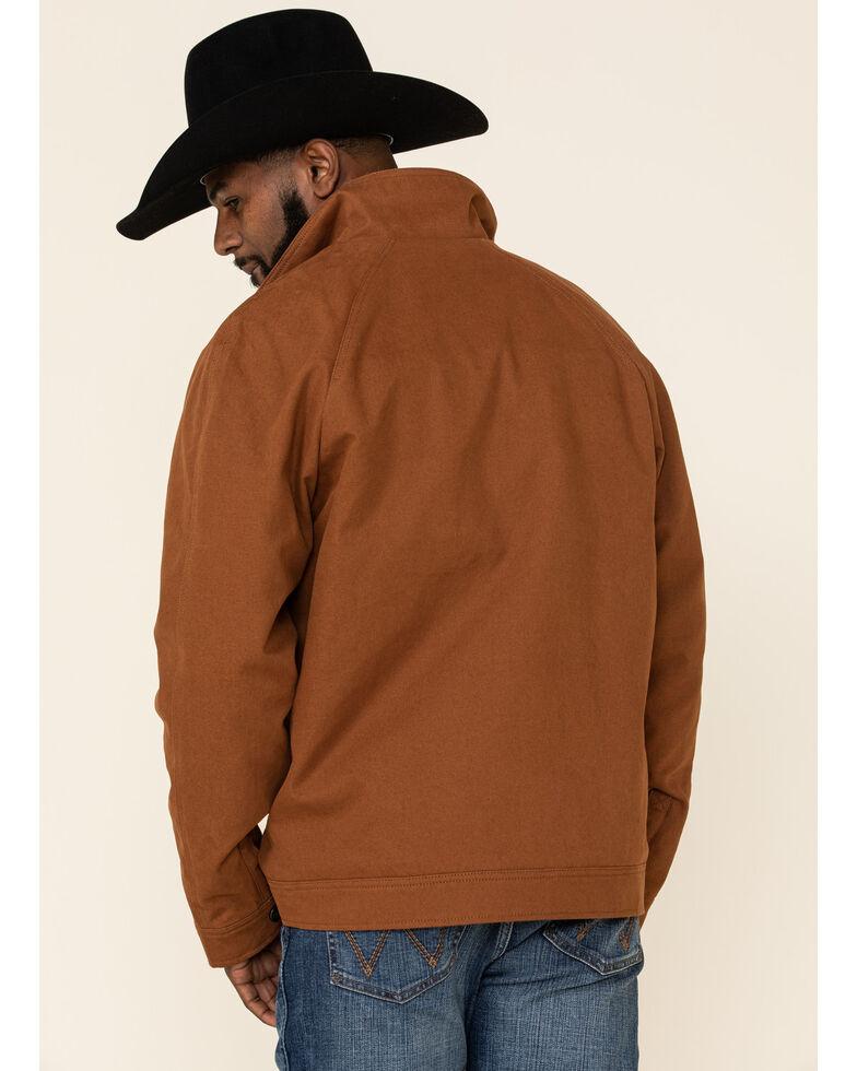 Pendleton Men's Tan Lost Horse Zip-Up Sherpa Jacket , Tan, hi-res