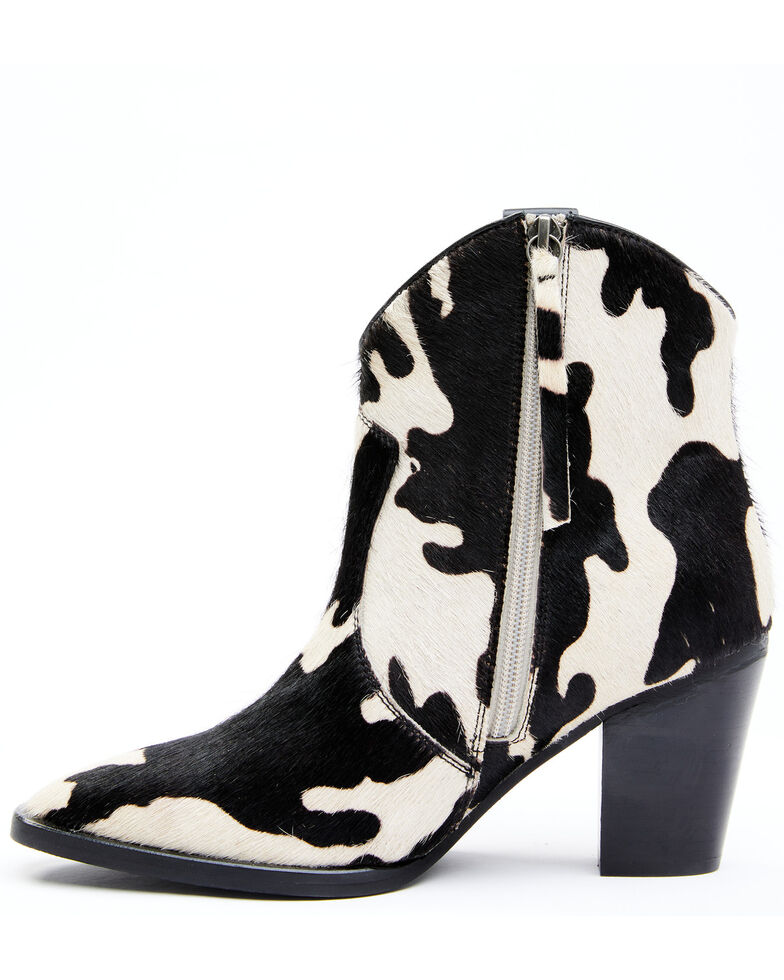 Idyllwind Women's Heifer Western Booties - Round Toe, Multi, hi-res