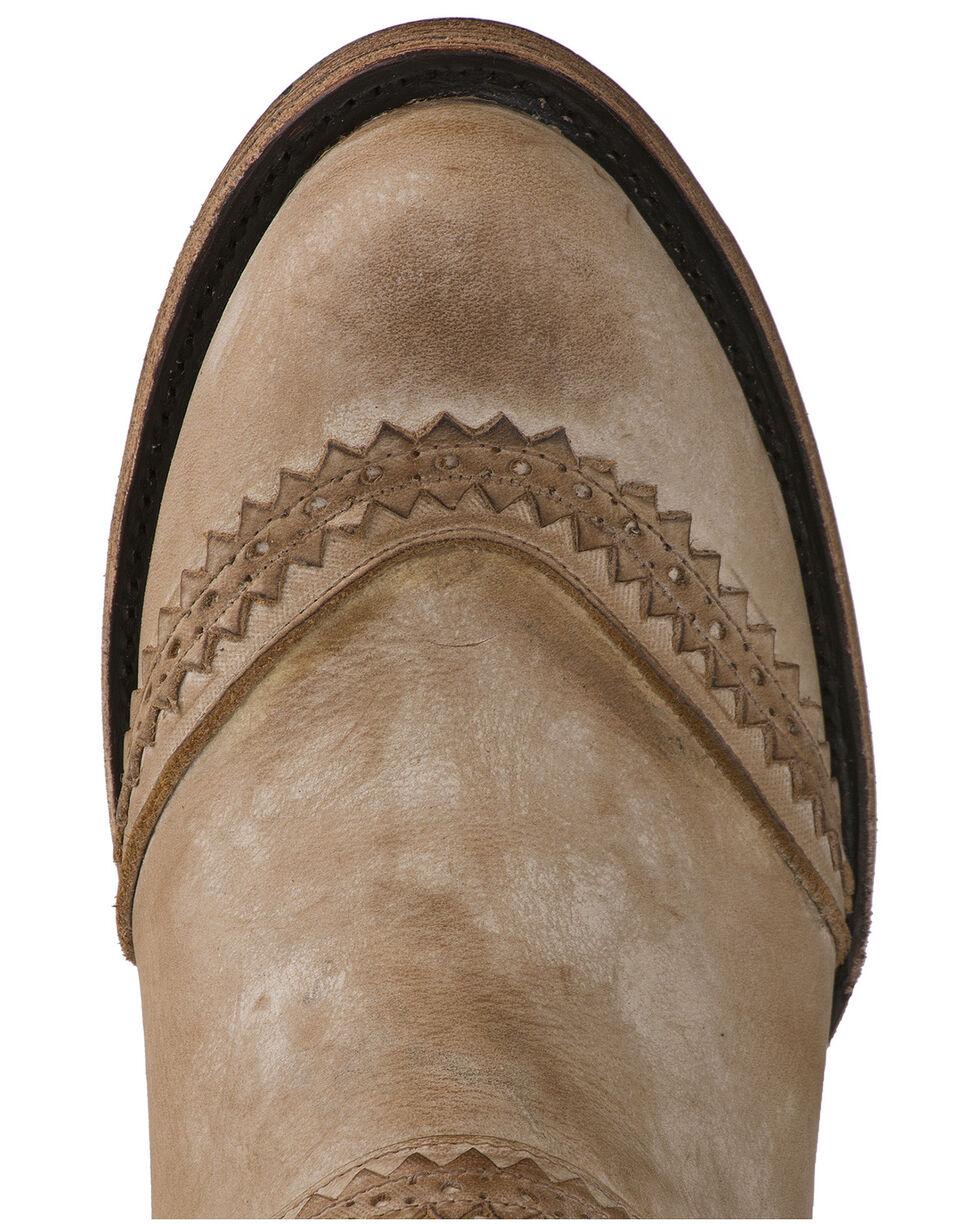 Lane Women's Sakes Alive Western Boots - Round Toe, Tan, hi-res
