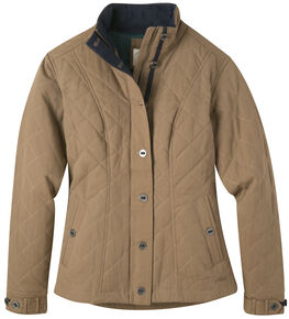 Mountain Khakis Women's Swagger Jacket, Brown, hi-res
