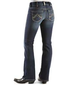 Ariat Real Denim Spitfire Bootcut Riding Jeans, Denim, hi-res