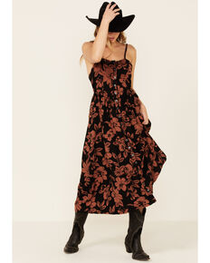 Free People Women's The Perfect Sundress, Multi, hi-res