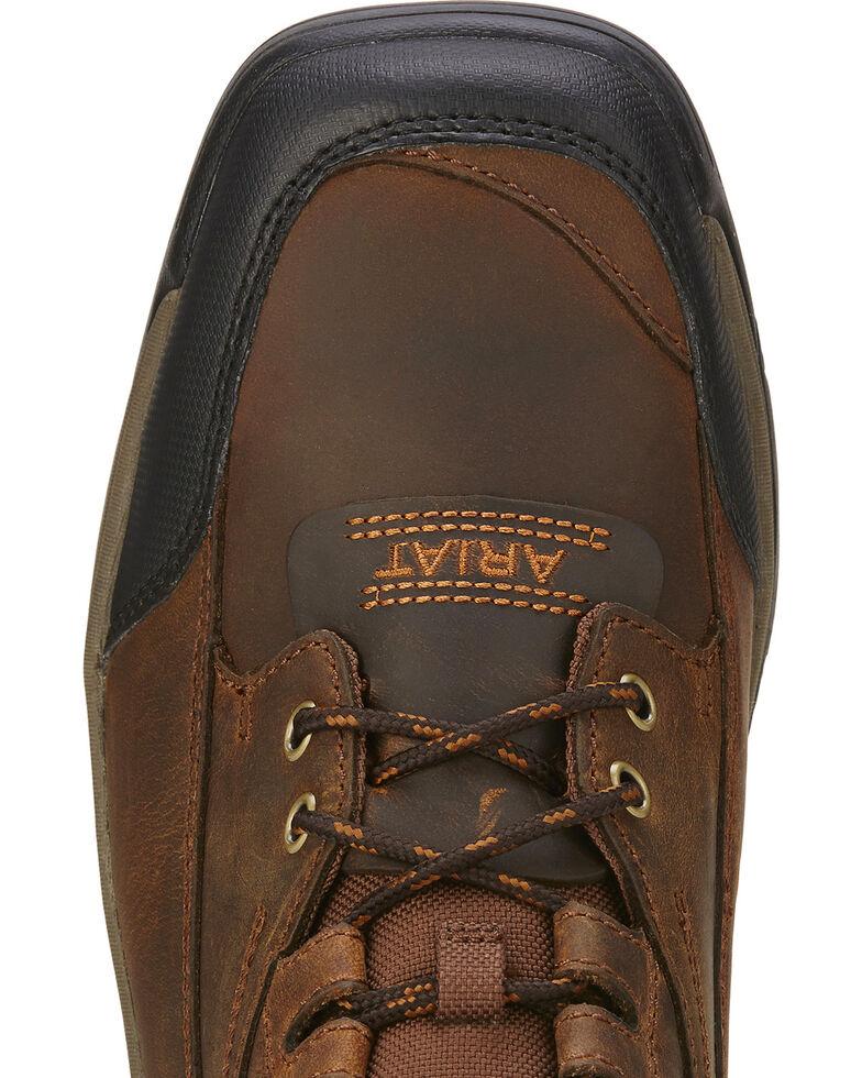 Ariat Terrain Hiking Boots - Steel Toe, Brown, hi-res