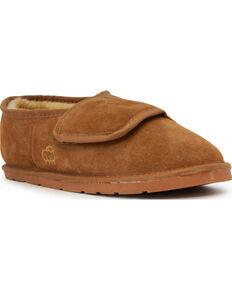 Lamo Footwear Men's Chestnut Wrap Bootie , Chestnut, hi-res