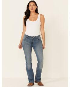 Wrangler Women's Maria Bootcut Jeans, Blue, hi-res