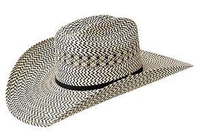ed7a44f816d4ec Bailey Ryker 15X Straw Cowboy Hat