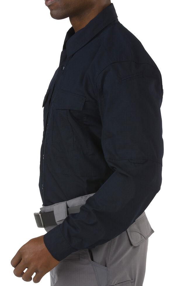 5.11 Tactical Stryke Long Sleeve Shirt - 3XL, Navy, hi-res