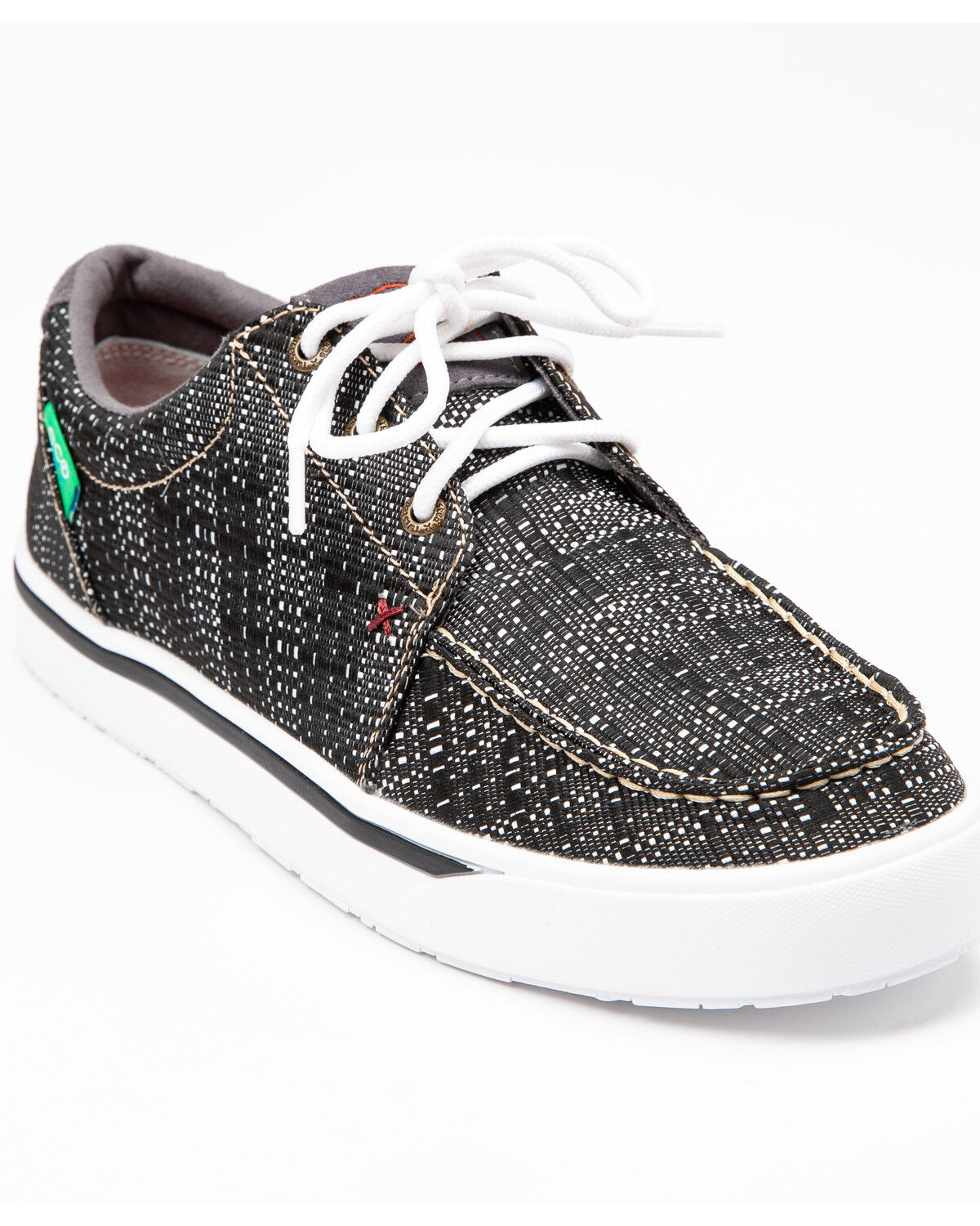 ECO Casual Athletic Shoes - Moc Toe