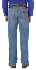 Wrangler 20X Payson Straight Leg Jeans - Slim Fit, Denim, hi-res