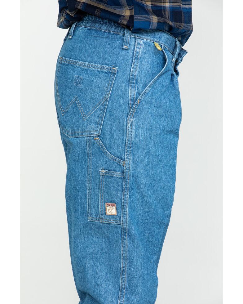 Wrangler Rugged Wear Denim Angler Pants, Indigo, hi-res