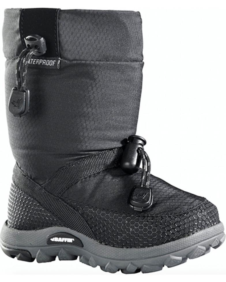 Baffin Women's Ease Series Waterproof Winter Boots - Round Toe , Black, hi-res