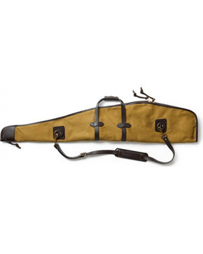 Filson Rugged Twill Scoped Gun Case, Tan, hi-res