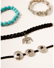 Idyllwind Women's Take The Lead Bracelet Set, Silver, hi-res