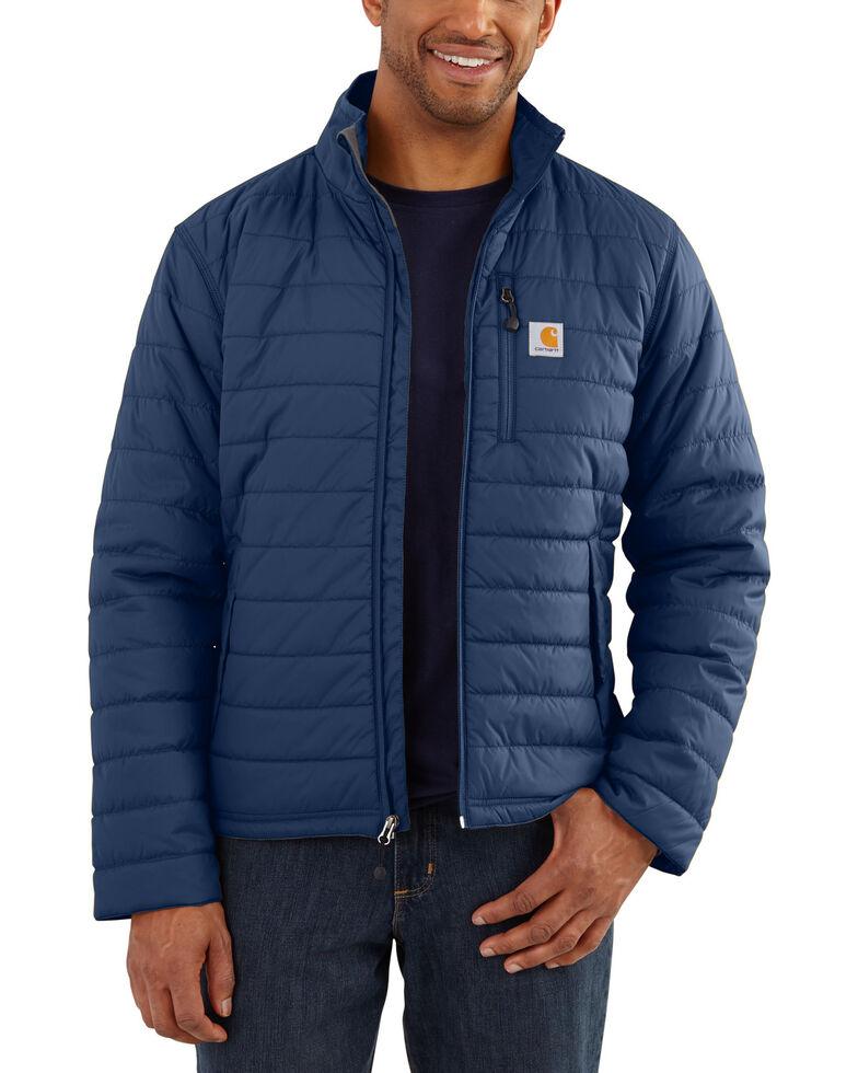 Carhartt Men's Gilliam Jacket - Big & Tall, Navy, hi-res