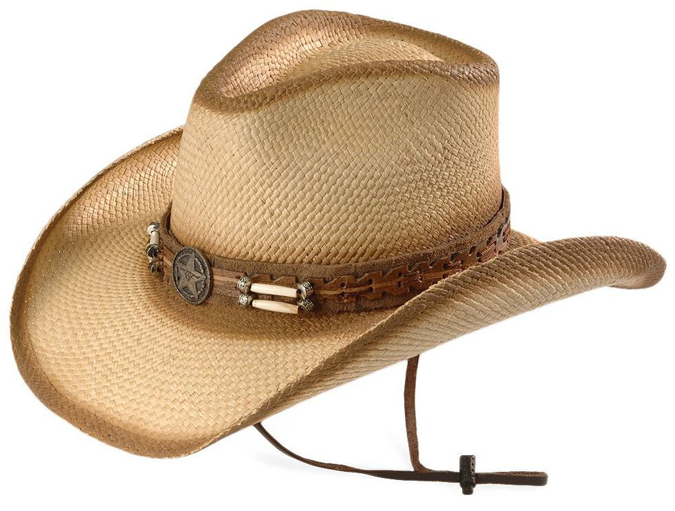 099fb37c628df Bullhide Dundee Straw Cowboy Hat - Country Outfitter