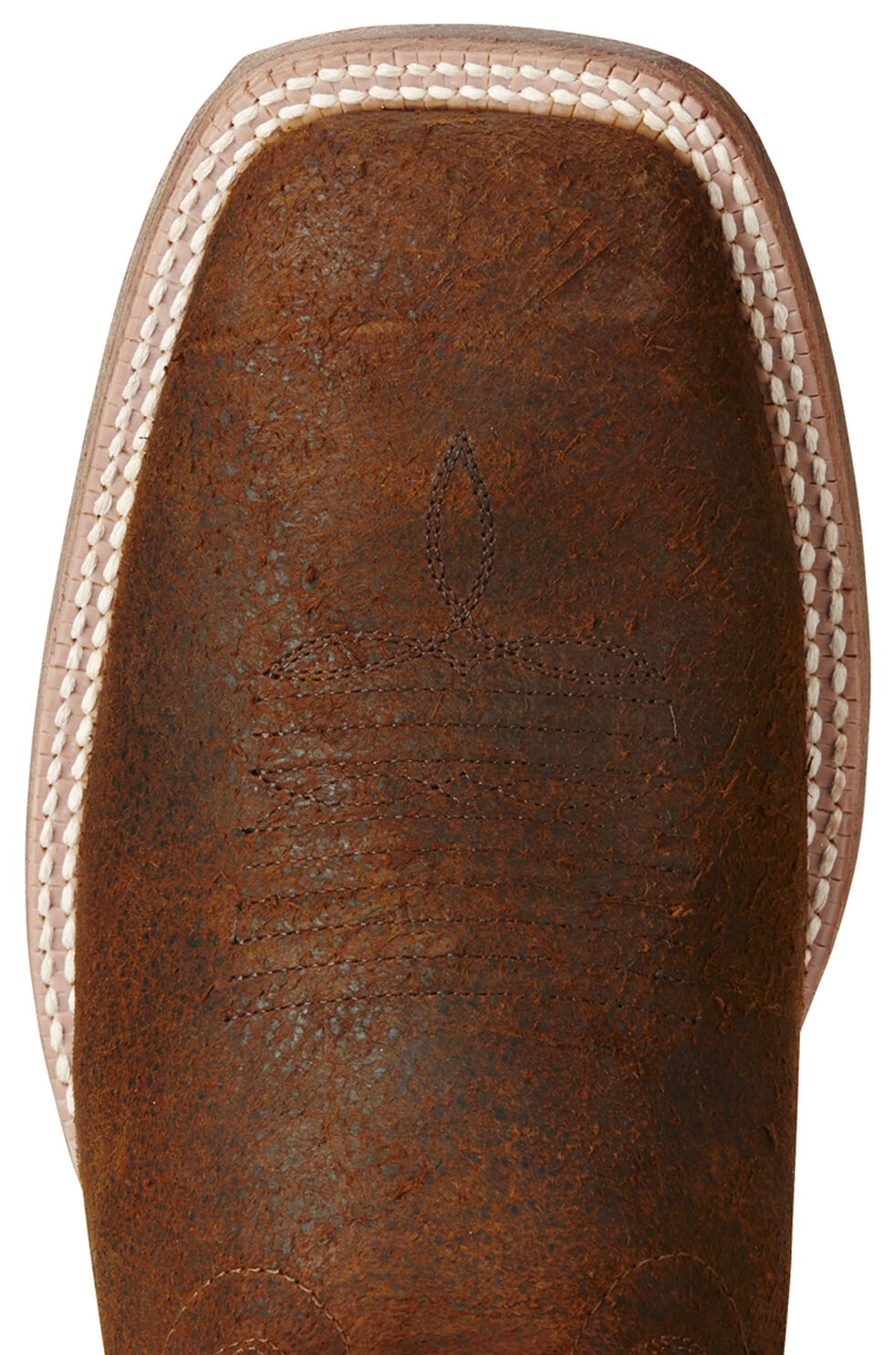 Ariat Men's Circuit Hazer Boots - Wide Square Toe, Brown, hi-res