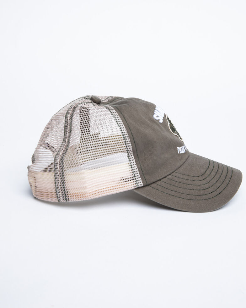 Idyllwind Women's Sharper Than A Cactus Baseball Cap , Olive, hi-res