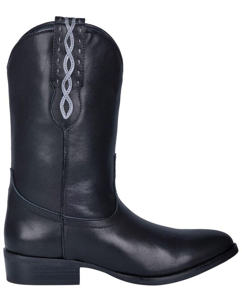 Dingo Men's Poncho Western Boots - Round Toe, Black, hi-res