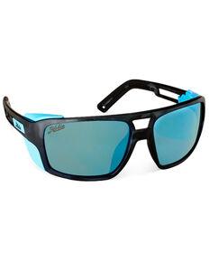 Hobie Men's El Matador Grey Satin Tortoise Frame Polarized Sunglasses , Grey, hi-res