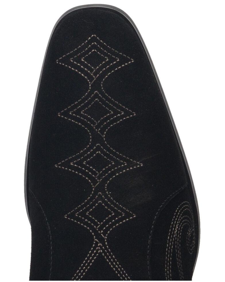 Dingo Men's Brooks Chukka Boots - Round Toe, Black, hi-res