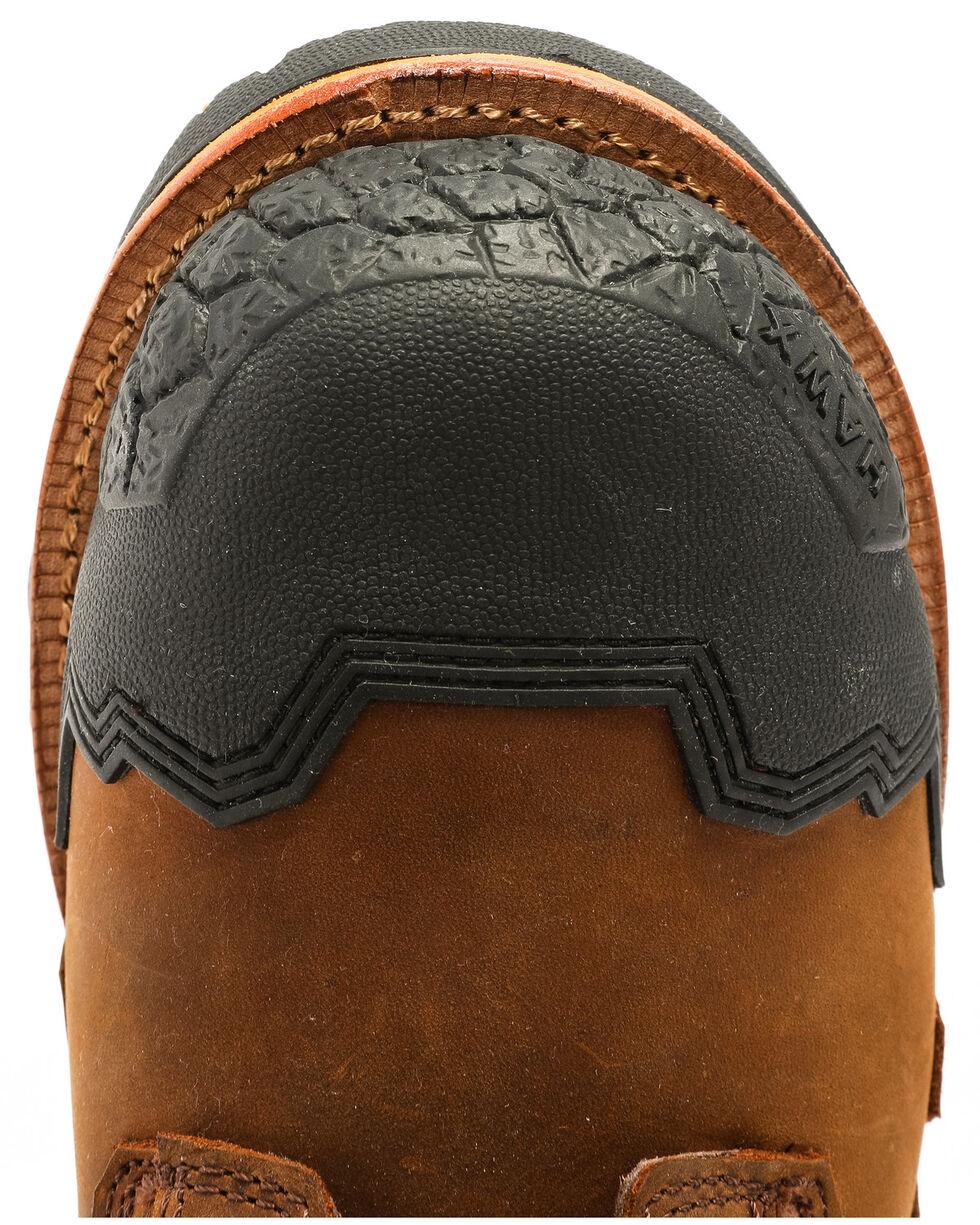 Hawx® Men's Legion Work Boots - Composite Toe, Brown, hi-res