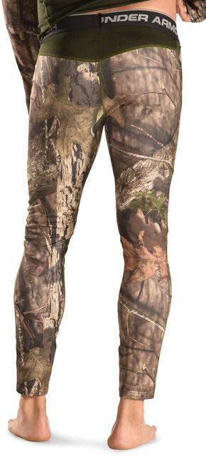 Under Armour Men's ColdGear Infrared Scent Control Camo Leggings, Mossy Oak, hi-res