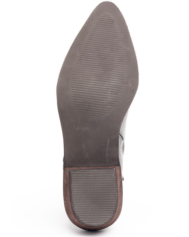 Shyanne Women's Trina Fashion Booties - Snip Toe, Silver, hi-res