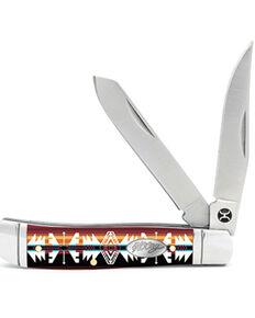 HOOey Large Totem Trapper Knife, Multi, hi-res