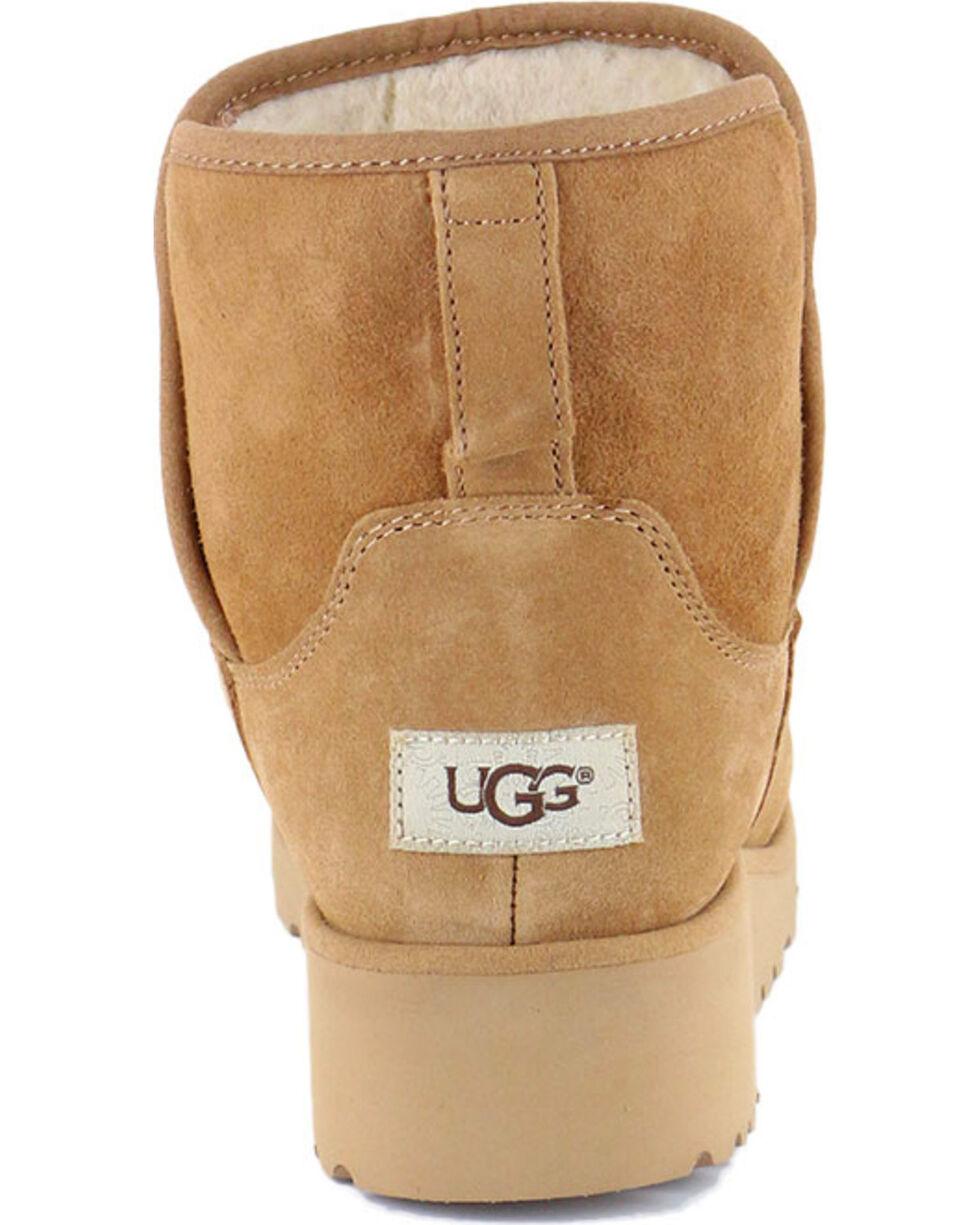 UGG Women's Chestnut Kristin Boots - Round Toe, Chestnut, hi-res