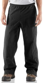 Carhartt Shoreline Work Pants - Tall, Black, hi-res