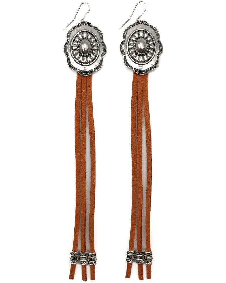 Cowgirl Confetti Women's Day Dreamer Earrings, Silver, hi-res