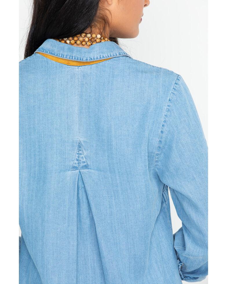 Tasha Polizzi Women's Indigo Rosa Dress , Indigo, hi-res