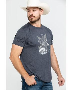 Moonshine Spirit Men's American Tradition Graphic T-Shirt , Dark Grey, hi-res