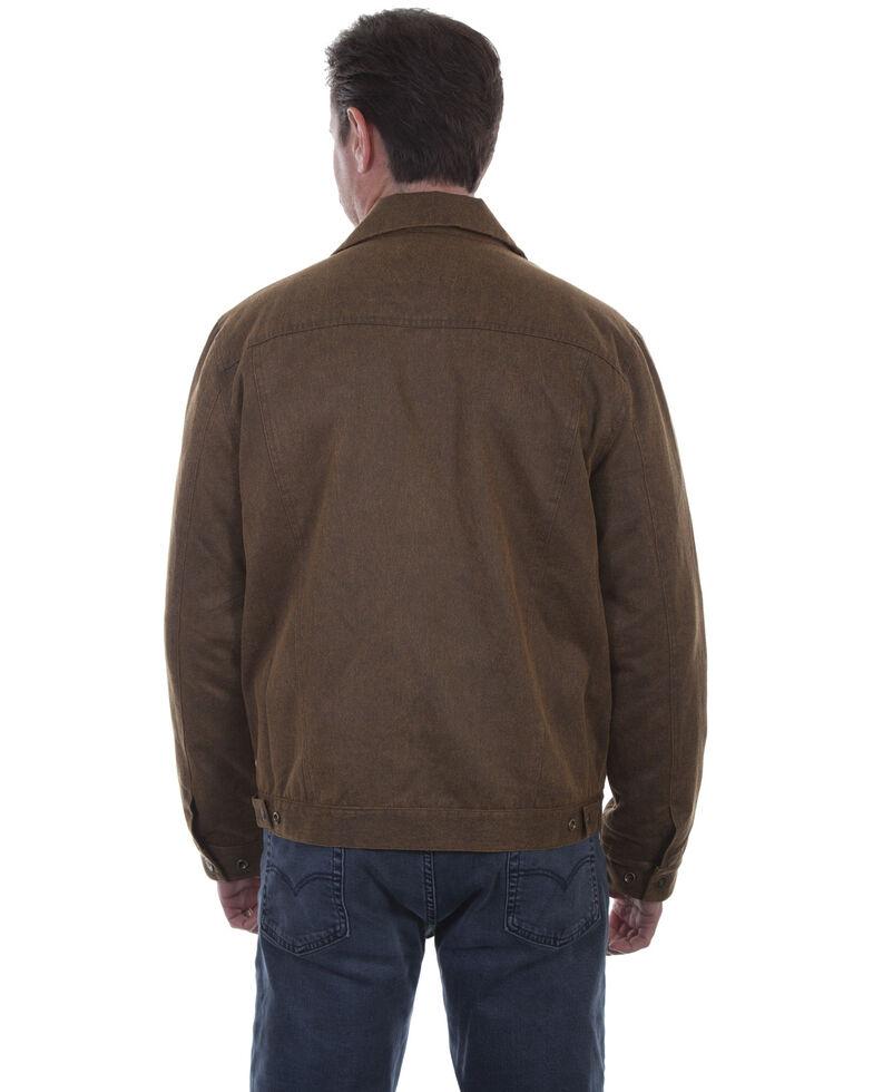 Scully Men's Moleskin Jacket, Brown, hi-res