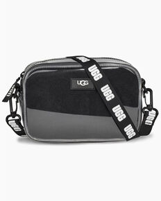 UGG Janey II Clear Crossbody, Black, hi-res
