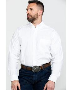 Panhandle Men's Retro Button Down Long Sleeve Western Shirt , Multi, hi-res