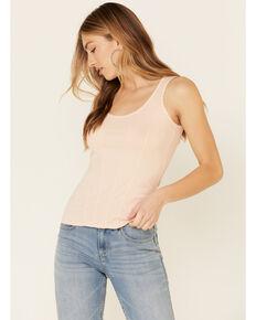 Idyllwind Women's Blush Corset Tank Top , Blush, hi-res