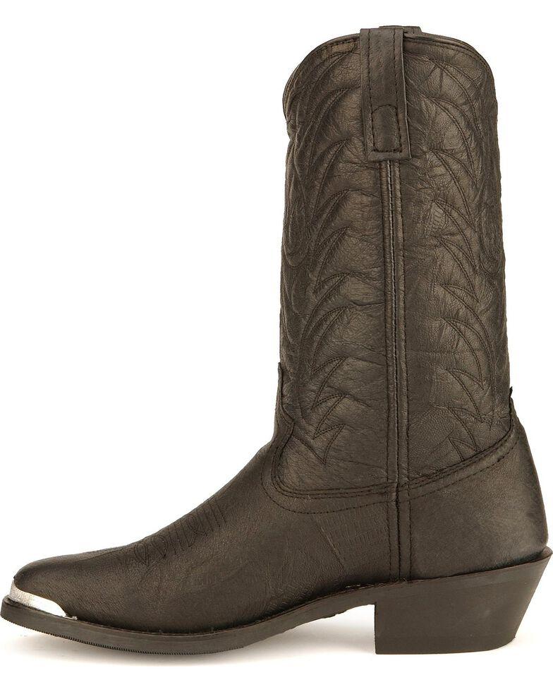Laredo Men's East Bound Cowboy Boots - Medium Toe, Black, hi-res