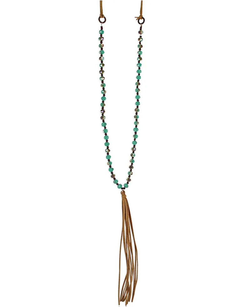 Montana Silversmiths Women's Whispering Tails Vibrant Necklace, No Color, hi-res