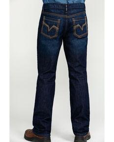 Cody James Men's FR Millikin Dark Slim Boot Work Jeans , Indigo, hi-res