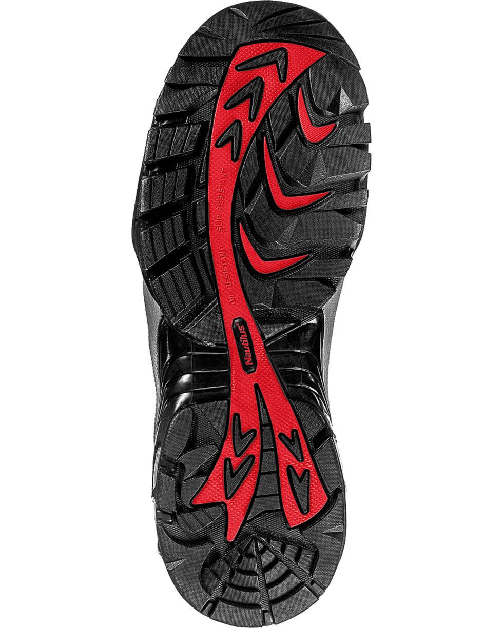 Men's Nautilus Men's Grey Metal Free Work Athletic Shoes - Comp Toe , Grey, hi-res