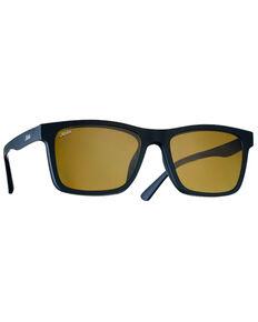 Hobie Lennox Satin Black & Sightmaster Mirror PC Polarized Lens , Black, hi-res