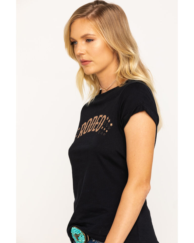 Shyanne Life Women's Black Rodeo Star Graphic Tee, Black, hi-res