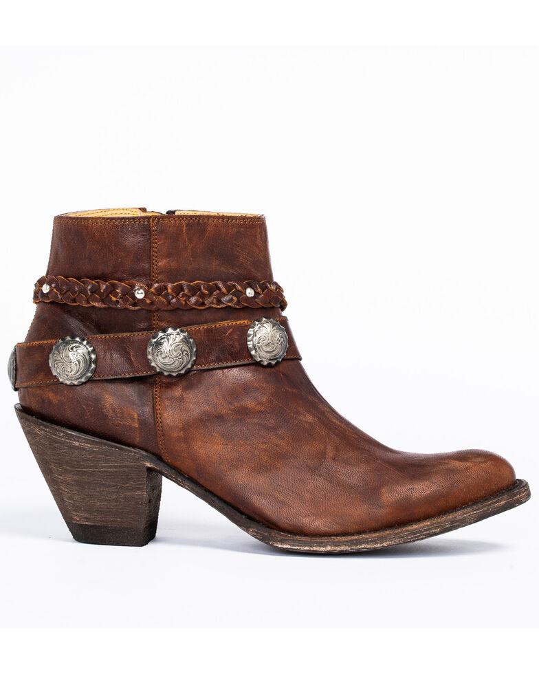 Idyllwind Women's Fierce Brown Western Boots - Round Toe, Brown, hi-res
