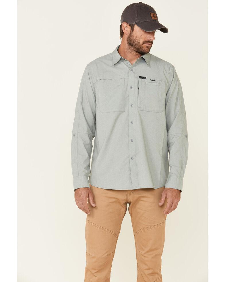 Wrangler All-Terrain Men's Kelp Khaki Reinforced Utility Work Pants , Beige/khaki, hi-res