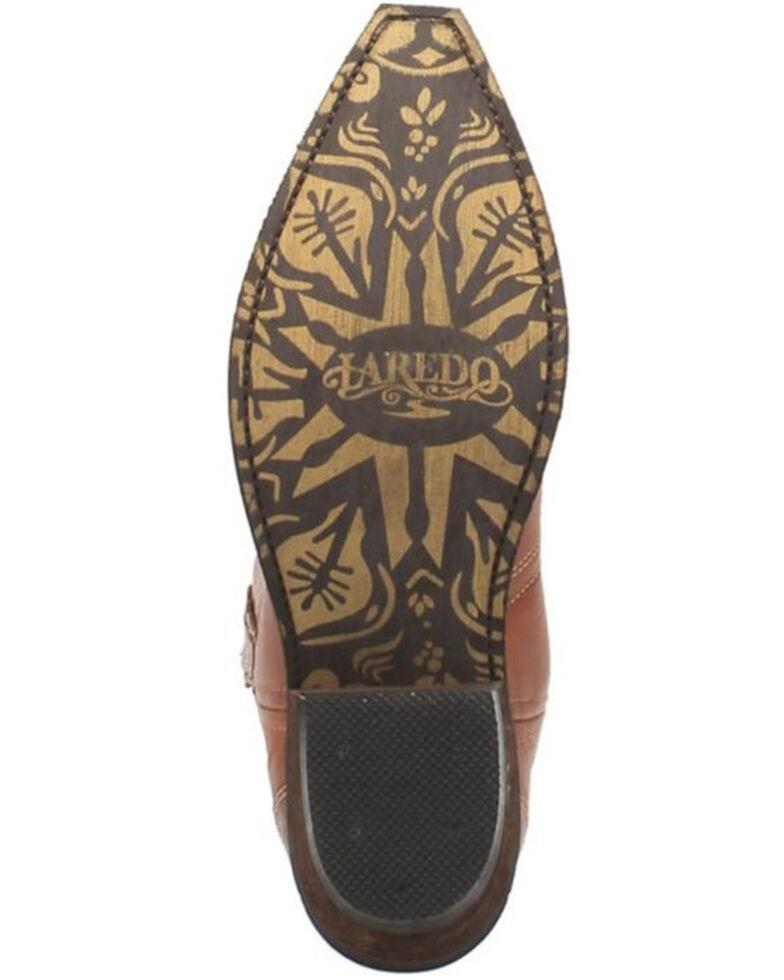 Laredo Women's Vonnie Western Boots - Snip Toe, Tan, hi-res