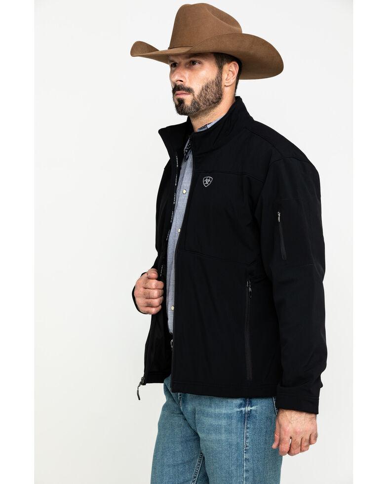 Ariat Men's Vernon 2.0 Softshell Jacket , Black, hi-res