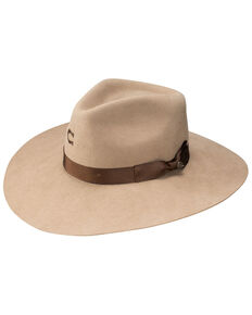 Charlie 1 Horse Women's Sand Highway Western Wool Hat , Sand, hi-res