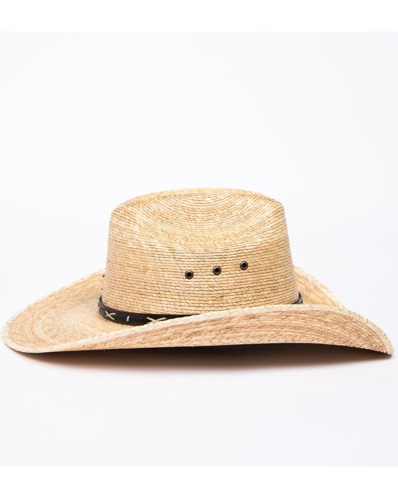 Cody James Men's Natural Toasted Palm Cowboy Hat, Natural, hi-res